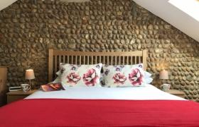 New Rowan king bed