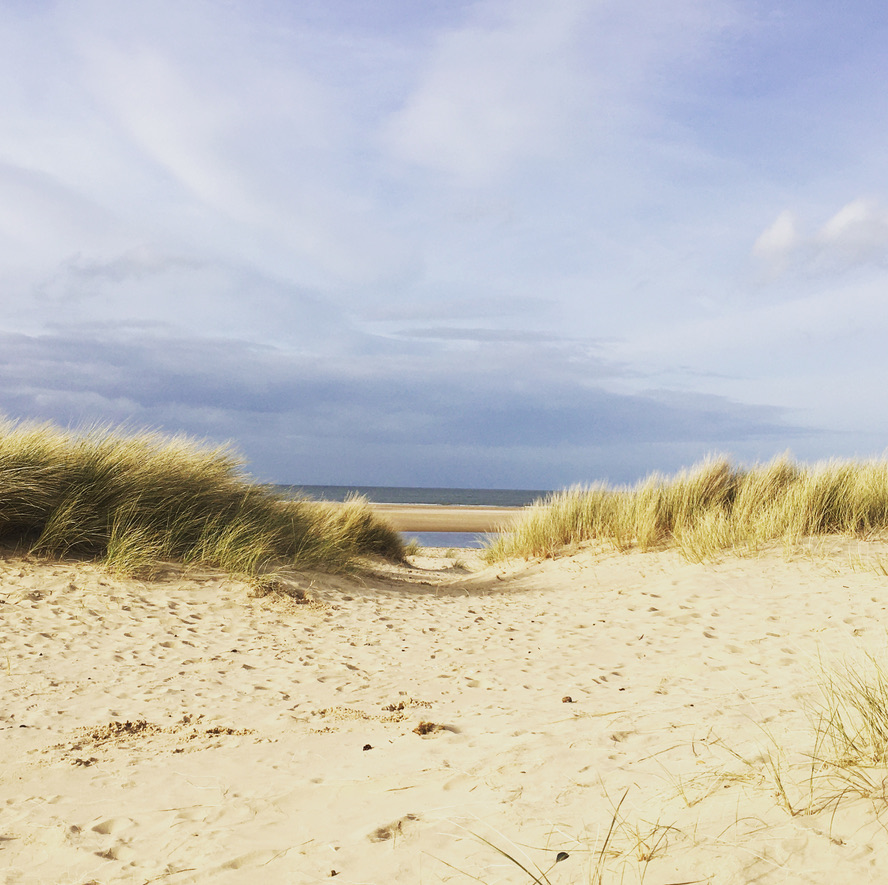The best beaches in North Norfolk are perfect for you to Escape the Everyday