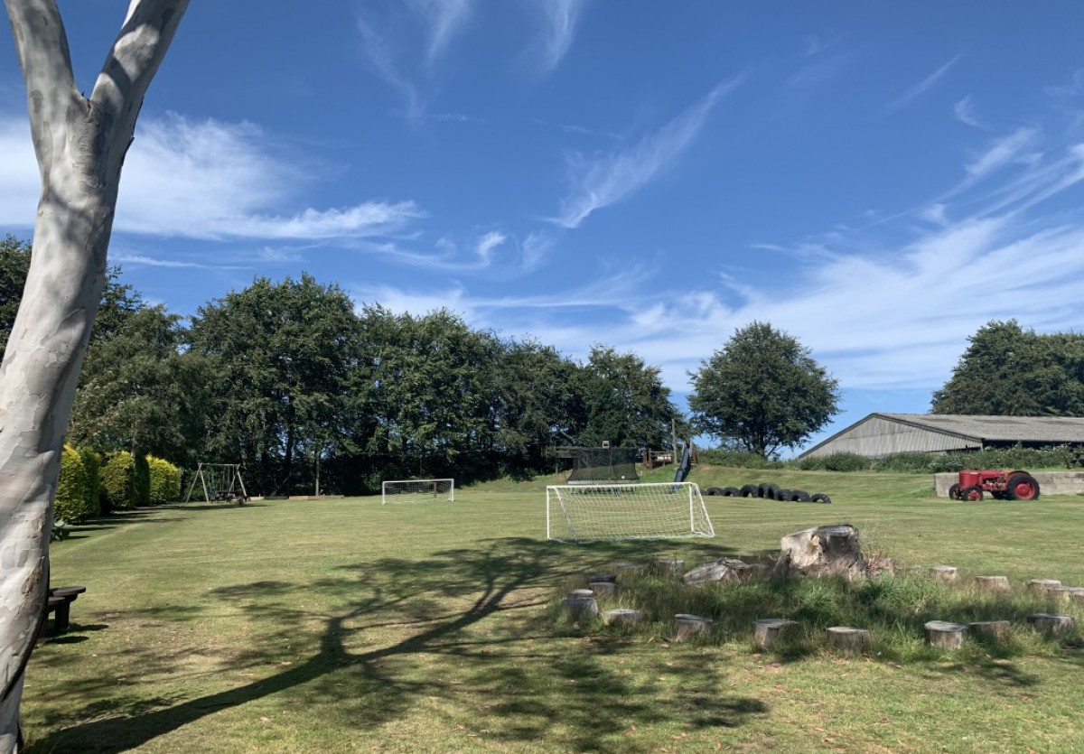 Campground at Wood Farm