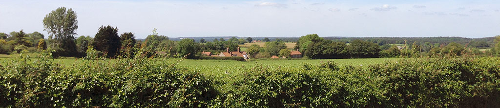 North Norfolk countryside